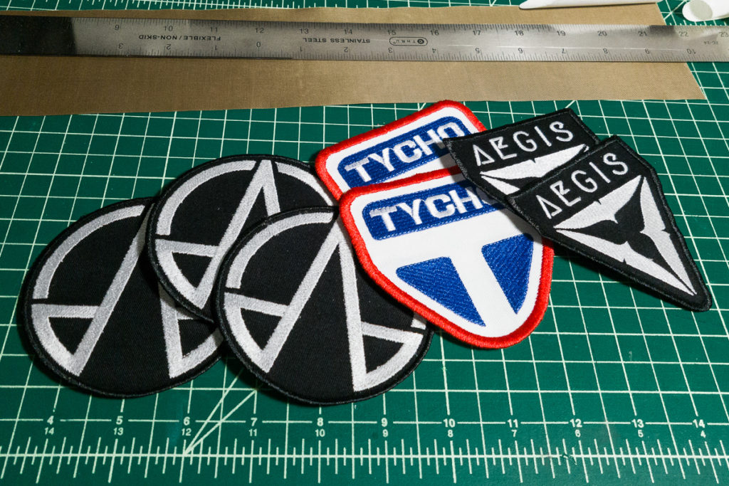 Fresh Baked Patches